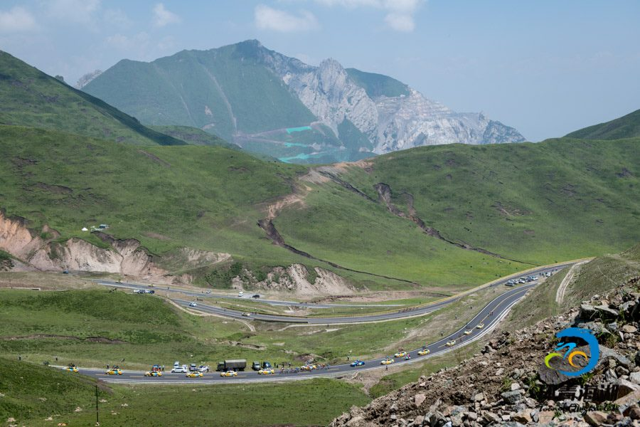 #3 & #4 Tour of Qinghai Lake : à l'assaut de la haute-montagne