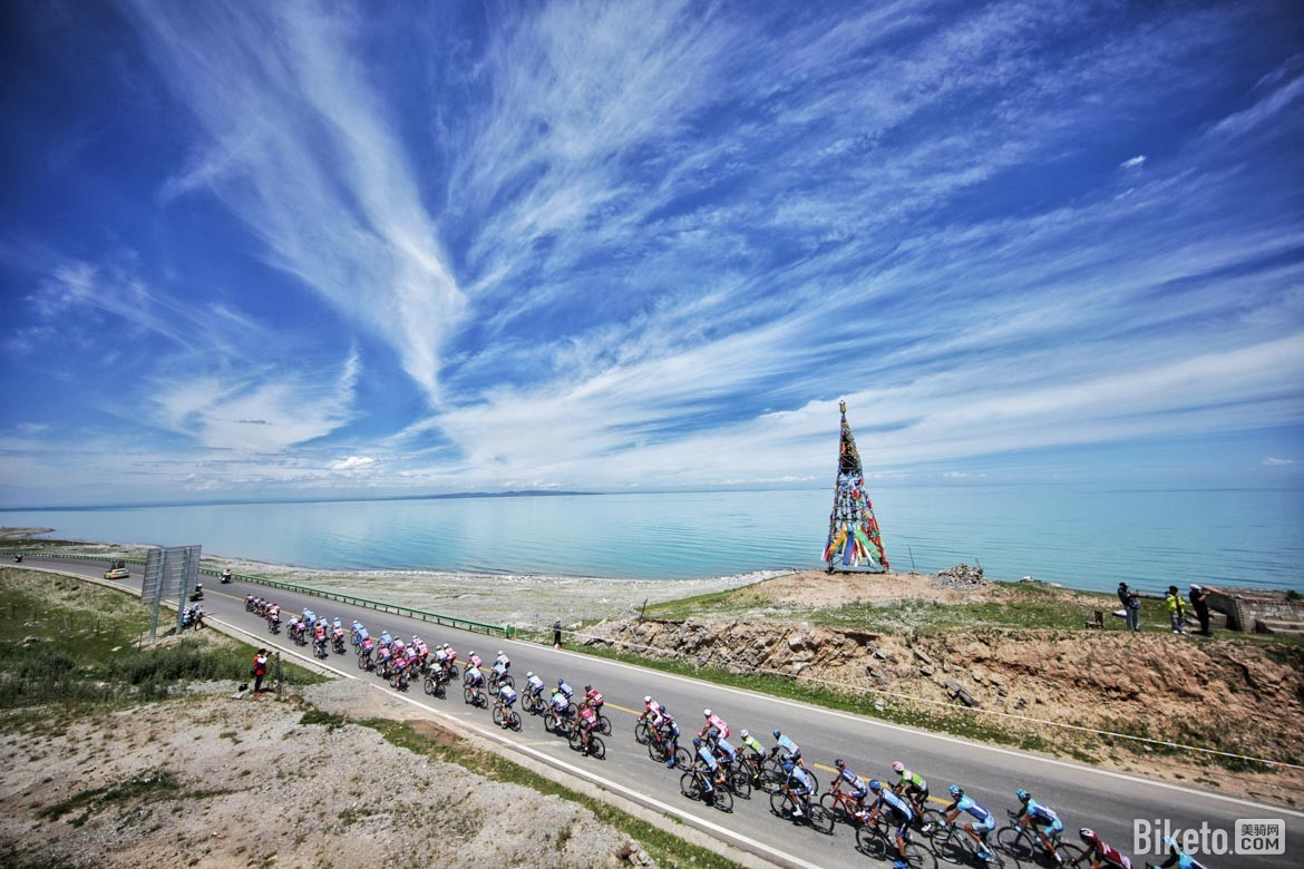 #5 Tour of Qinghai Lake – le lac, enfin !